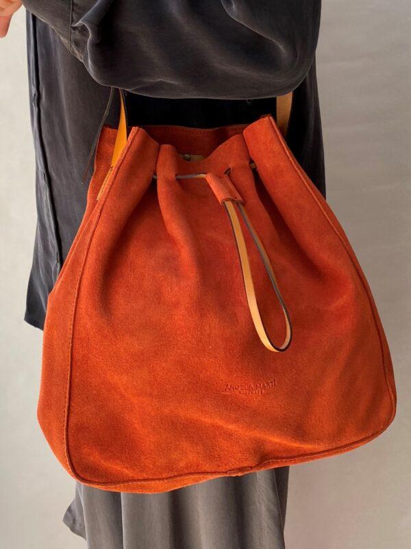 Martina I Shoulder Bags I Handmade in Spain I Ángela Martí